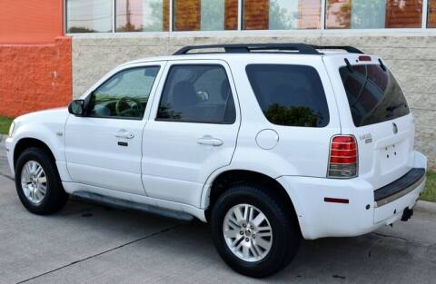 2007 Mercury Mariner for sale at Raleigh Auto Inc. in Raleigh NC
