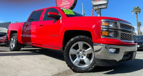 2014 Chevrolet Silverado 1500 for sale at Auto Express in Chula Vista CA