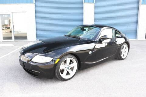 2007 BMW Z4 for sale at Classic Car Deals in Cadillac MI