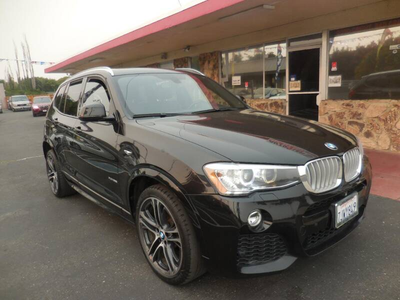 2015 BMW X3 for sale at Auto 4 Less in Fremont CA