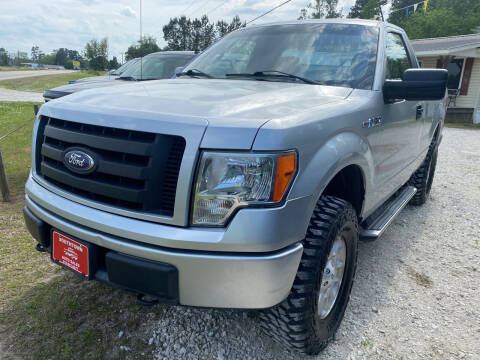 2011 Ford F-150 for sale at Southtown Auto Sales in Whiteville NC