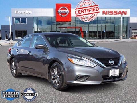 2018 Nissan Altima for sale at EMPIRE LAKEWOOD NISSAN in Lakewood CO