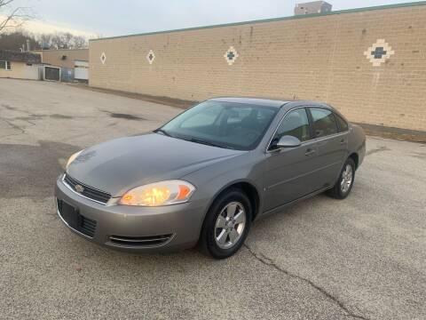 2007 Chevrolet Impala for sale at Pristine Auto in Whitman MA