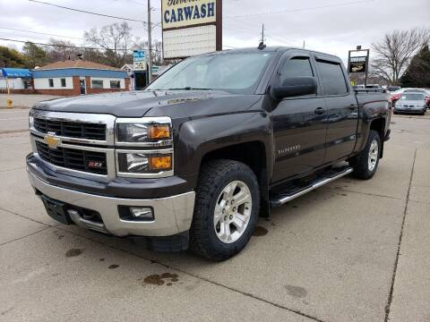 2014 Chevrolet Silverado 1500 for sale at RIVERSIDE AUTO SALES in Sioux City IA