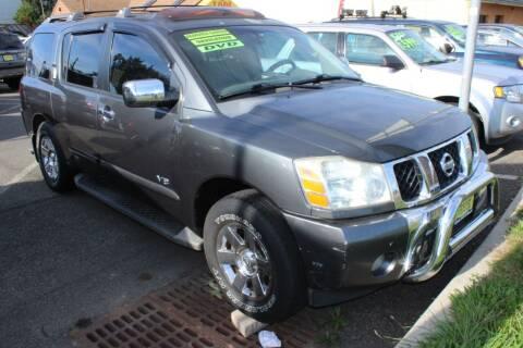 2007 Nissan Armada for sale at Lodi Auto Mart in Lodi NJ