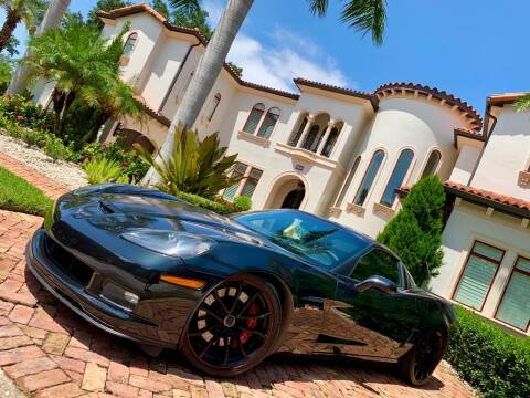 2012 Chevrolet Corvette for sale at Mirabella Motors in Tampa FL