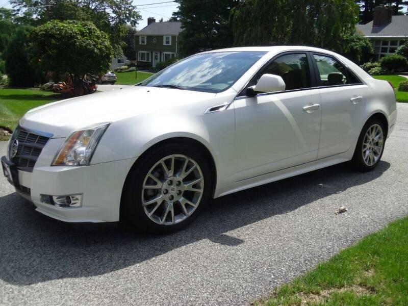 2011 Cadillac CTS for sale at CullcoCars.com in Cranston RI