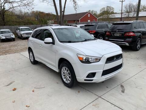 2012 Mitsubishi Outlander Sport for sale at Carflex Auto in Charlotte NC