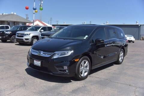 2019 Honda Odyssey for sale at Choice Motors in Merced CA