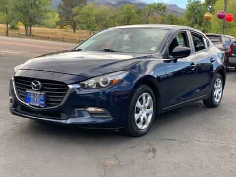 2018 Mazda MAZDA3 for sale at Lakeside Auto Brokers in Colorado Springs CO