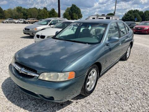 2001 Nissan Altima for sale at Champion Motorcars in Springdale AR
