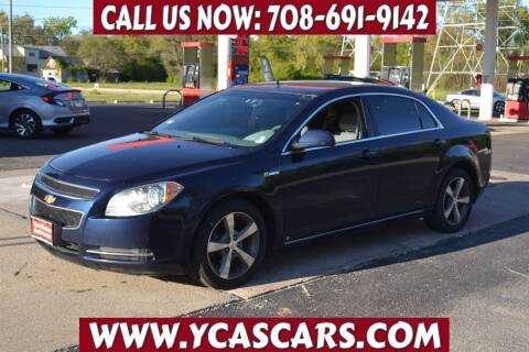 2009 Chevrolet Malibu Hybrid for sale at Your Choice Autos - Crestwood in Crestwood IL
