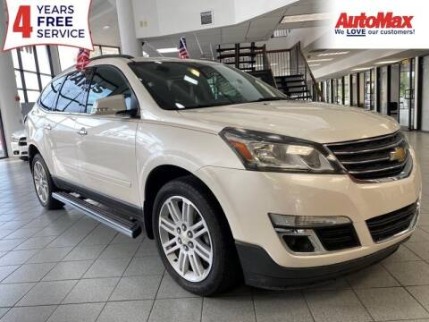 2014 Chevrolet Traverse for sale at Auto Max in Hollywood FL