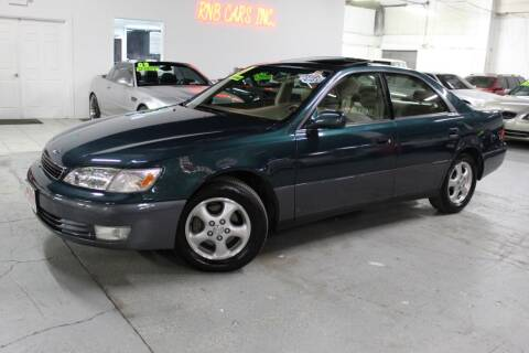 1997 Lexus ES 300 for sale at R n B Cars Inc. in Denver CO