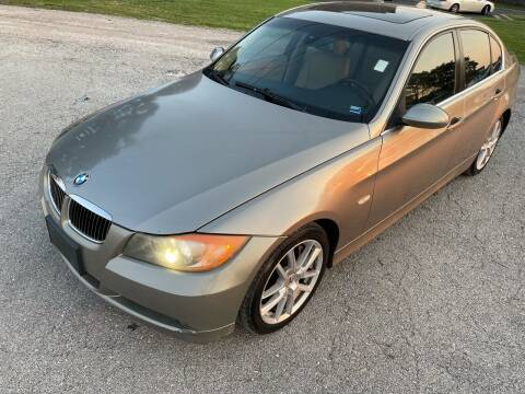 2008 BMW 3 Series for sale at Supreme Auto Gallery LLC in Kansas City MO