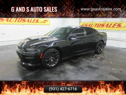 2020 Dodge Charger for sale at G and S Auto Sales in Ardmore TN