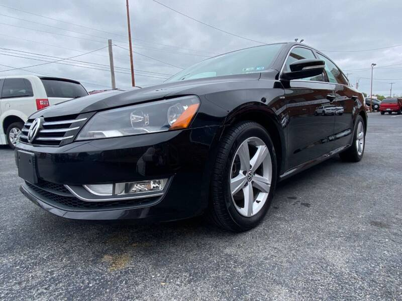 2015 Volkswagen Passat for sale at Clear Choice Auto Sales in Mechanicsburg PA