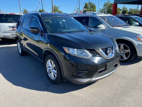 2014 Nissan Rogue for sale at Auto Solutions in Warr Acres OK