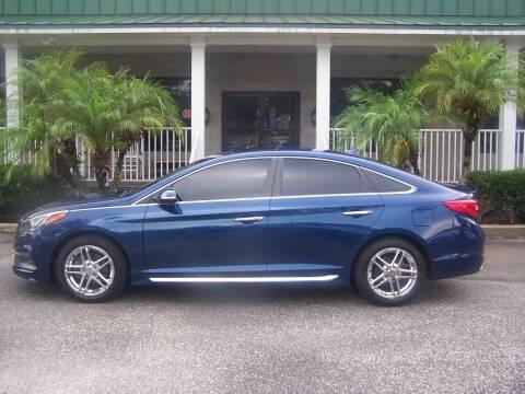 2016 Hyundai Sonata for sale at Thomas Auto Mart Inc in Dade City FL