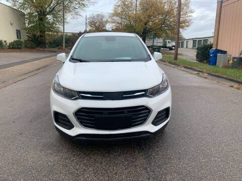 2017 Chevrolet Trax for sale at Horizon Auto Sales in Raleigh NC