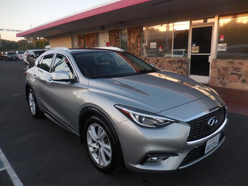 2018 Infiniti QX30 for sale at Auto 4 Less in Fremont CA