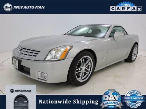 2008 Cadillac XLR for sale at INDY AUTO MAN in Indianapolis IN