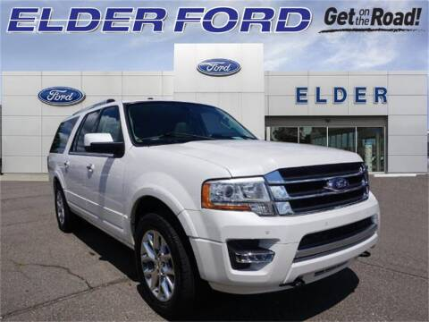 2016 Ford Expedition EL for sale at Mr Intellectual Cars in Troy MI