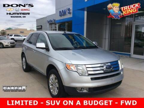 2010 Ford Edge for sale at DON'S CHEVY, BUICK-GMC & CADILLAC in Wauseon OH