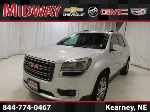 2016 GMC Acadia for sale at Midway Auto Outlet in Kearney NE