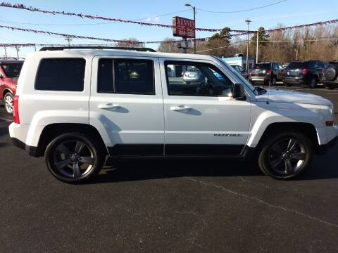 2015 Jeep Patriot for sale at Kenny's Auto Sales Inc. in Lowell NC