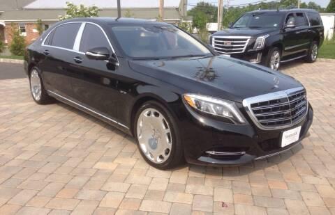 2016 Mercedes-Benz S-Class for sale at Shedlock Motor Cars LLC in Warren NJ
