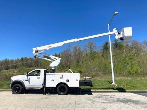 2011 Dodge 5500 for sale at Bay Road Truck in Rowley MA