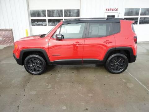2018 Jeep Renegade for sale at Quality Motors Inc in Vermillion SD