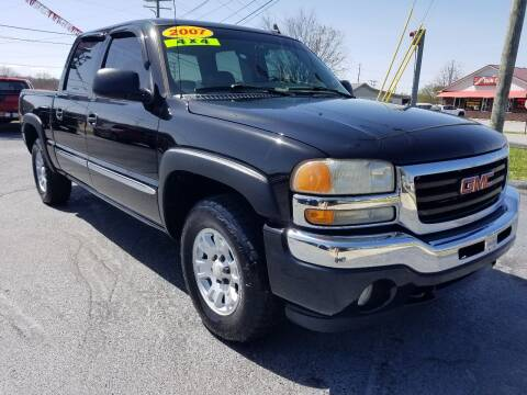 2007 GMC Sierra 1500 Classic for sale at Moores Auto Sales in Greeneville TN
