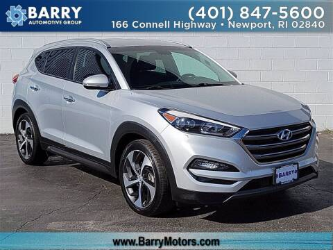 2016 Hyundai Tucson for sale at BARRYS Auto Group Inc in Newport RI