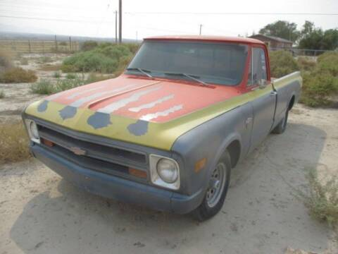 1968 Chevrolet C/K 1500 Series for sale at Classic Car Deals in Cadillac MI