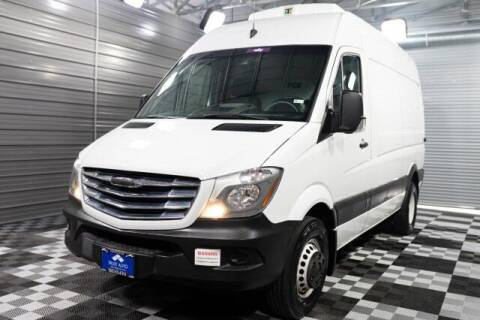 2016 Freightliner Sprinter Cargo for sale at TRUST AUTO in Sykesville MD