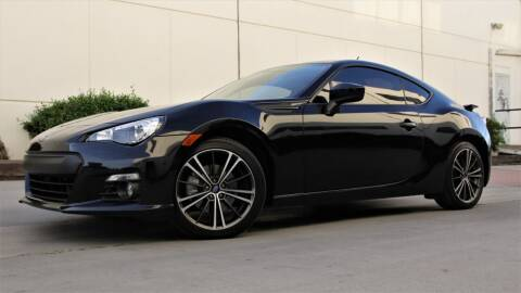 2013 Subaru BRZ for sale at New City Auto - Retail Inventory in South El Monte CA