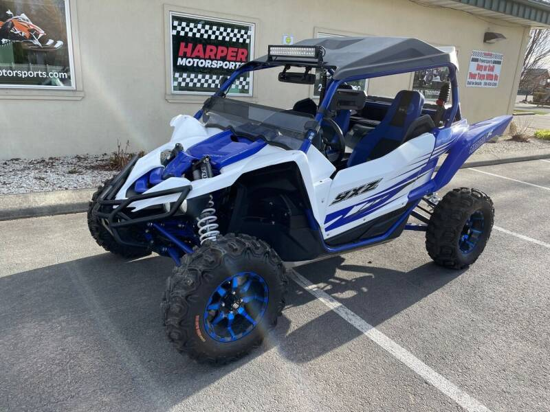 2016 Yamaha YXZ 1000 for sale at Harper Motorsports-Powersports in Post Falls ID