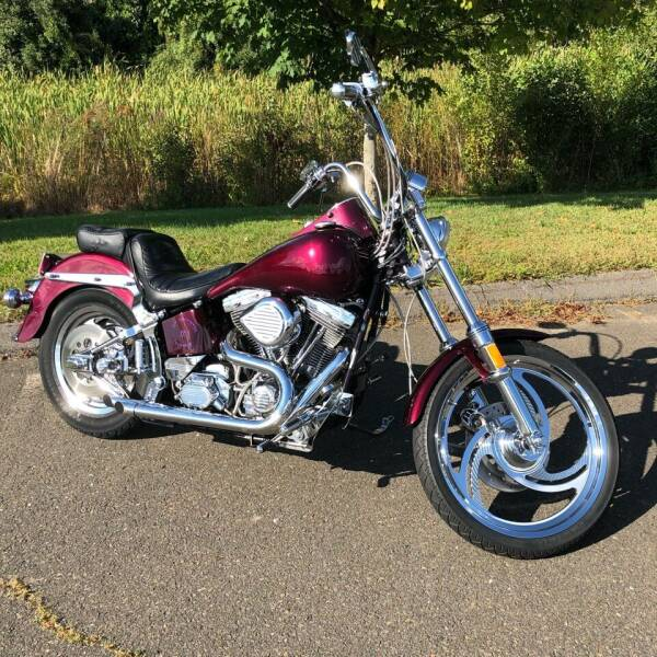 1987 Harley-Davidson FXSTC for sale at Choice Motor Car in Plainville CT