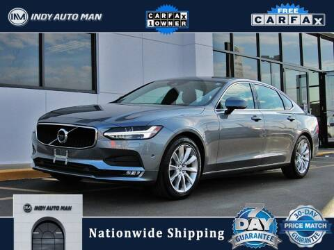 2018 Volvo S90 for sale at INDY AUTO MAN in Indianapolis IN
