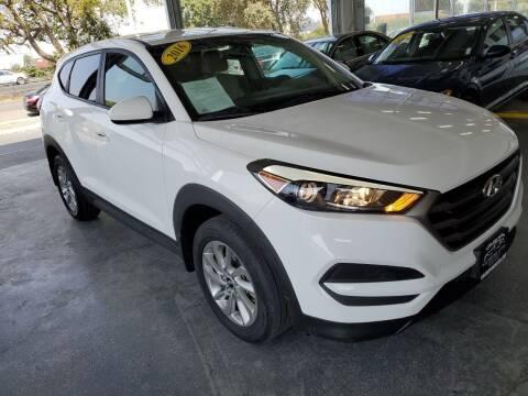 2016 Hyundai Tucson for sale at Sac River Auto in Davis CA