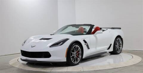2019 Chevrolet Corvette for sale at Mershon's World Of Cars Inc in Springfield OH