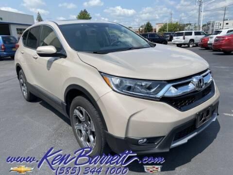 2019 Honda CR-V for sale at KEN BARRETT CHEVROLET CADILLAC in Batavia NY