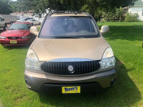 2005 Buick Rendezvous for sale at Blakes Auto Sales in Rice Lake WI