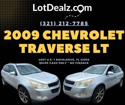 2009 Chevrolet Traverse for sale at ROCKLEDGE in Rockledge FL