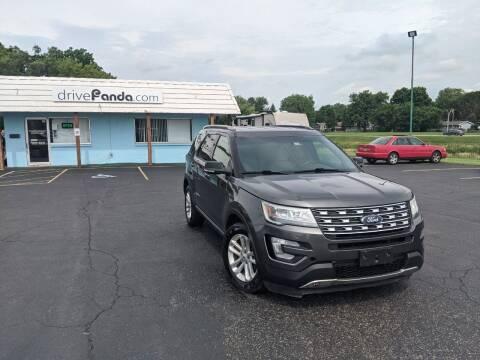 2016 Ford Explorer for sale at DrivePanda.com in Dekalb IL