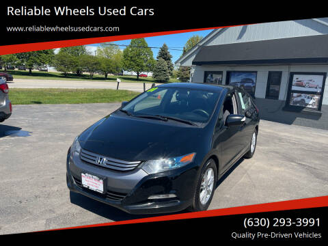 2011 Honda Insight for sale at Reliable Wheels Used Cars in West Chicago IL