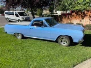 1965 Chevrolet El Camino for sale at Classic Car Deals in Cadillac MI