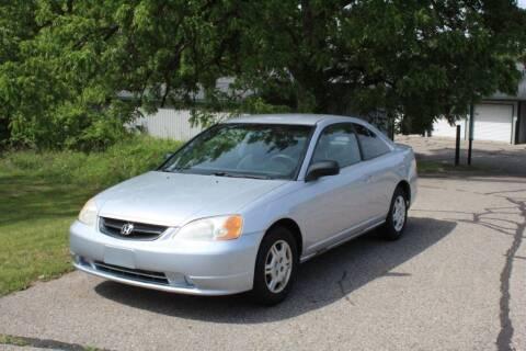 2002 Honda Civic for sale at S & L Auto Sales in Grand Rapids MI